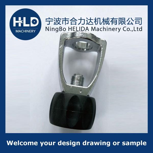 Brass forging+Plastic knob