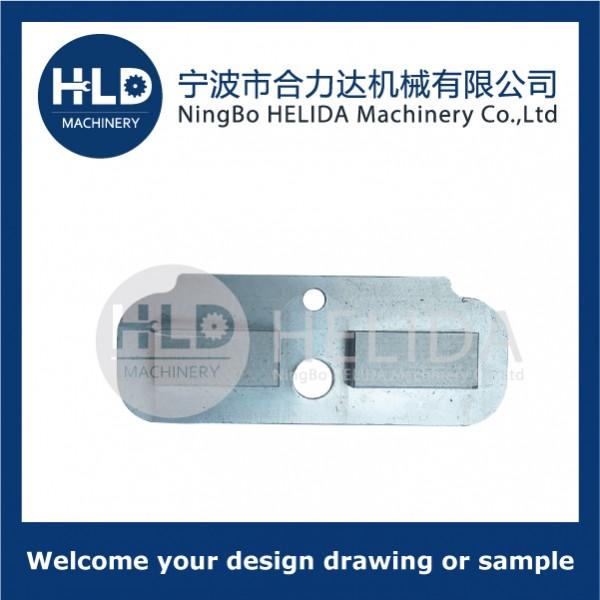 Aluminium machined parts-CNC Machining Center