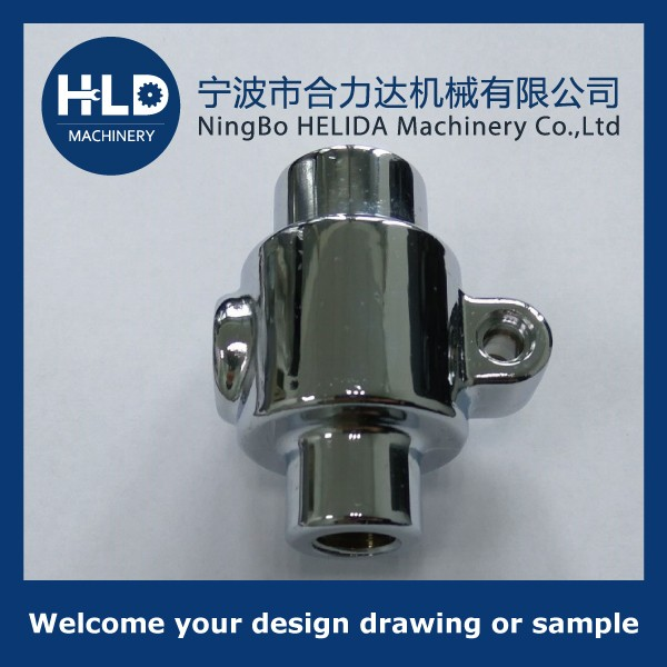 Brass Valve with chrome plated