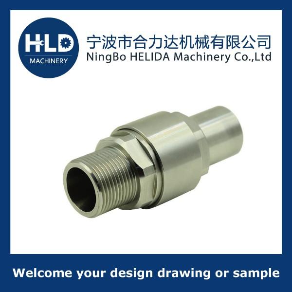 Custom-Threaded-Precision-CNC-Turning-Parts
