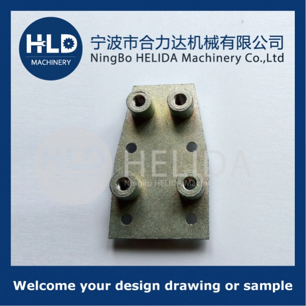 Zamak die casting parts-door hardware